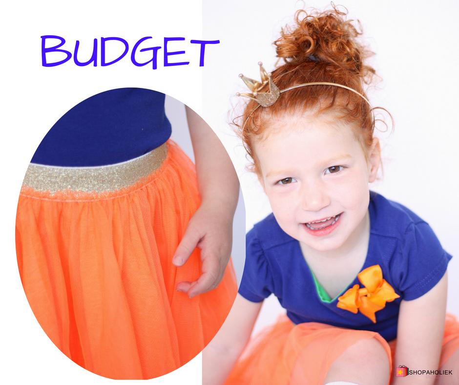 budget tulerok